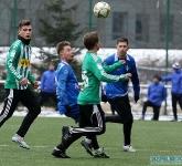 16.02.2013. Bałtyk - Lechia II Gdańsk 2-2 (sparing)