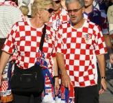 16.08.2012. Hiszpania - Chorwacja