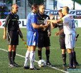 25.08.2012. Bałtyk - Pogoń II Szczecin 1-2