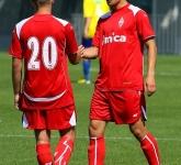 27.07.2013. Bałtyk - Elana Toruń 3-0 (sparing)