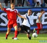 30.08.2014. Cartusia Kartuzy - Bałtyk Gdynia 0-1